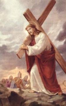 Risultato immagine per la passione di gesù preghiere