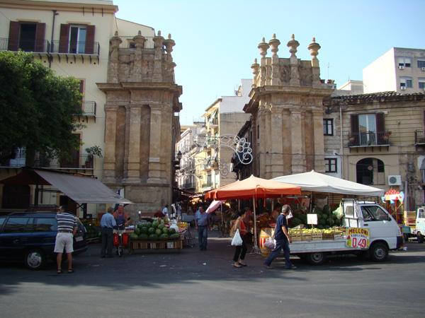 Palermo e la sua anima ma vi - Porte a palermo ...